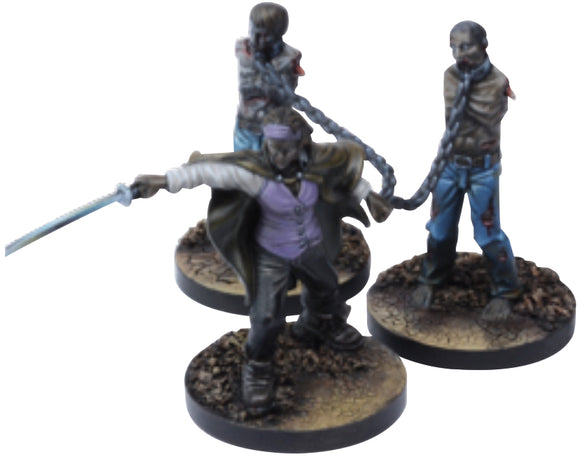 The Walking Dead: All Out War - Michonne Booster Set