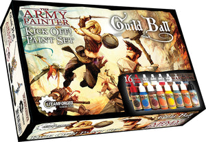Army Painter Warpaints: Guild Ball Kickoff! Paint Set