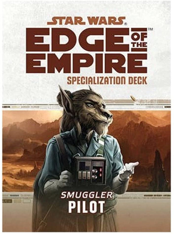 Star Wars: Edge of the Empire: Pilot Specialization Deck