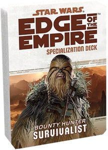 Star Wars: Edge of the Empire: Survivalist Specialization Deck