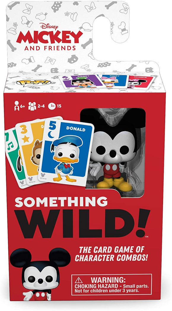 Something Wild! Disney - Mickey & Friends
