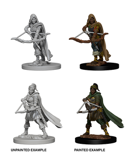 D&D: Nolzur's Marvelous Miniatures - Human Female Ranger