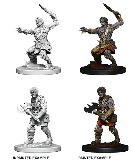 D&D: Nolzur's Marvelous Miniatures - Nameless One