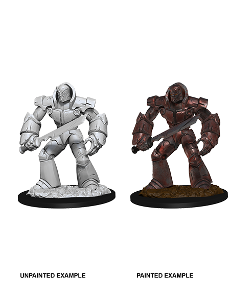 D&D: Nolzur's Marvelous Miniatures - Iron Golem