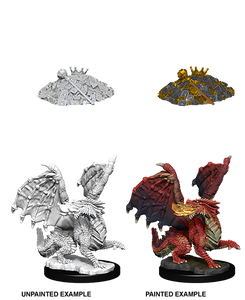 D&D: Nolzur's Marvelous Miniatures - Red Dragon Wyrmling