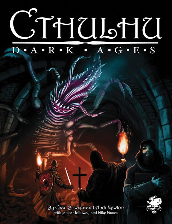 Call of Cthulhu: Cthulhu Dark Ages Second Edition
