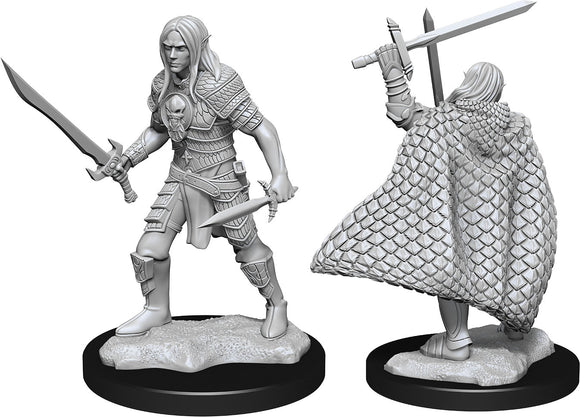 Pathfinder: Deep Cuts - Elf Fighter Male