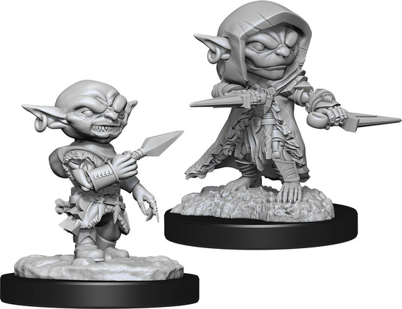 Pathfinder: Deep Cuts - Goblin Rogue Male