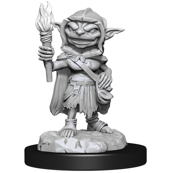 Pathfinder: Deep Cuts - Goblin Rogue Female