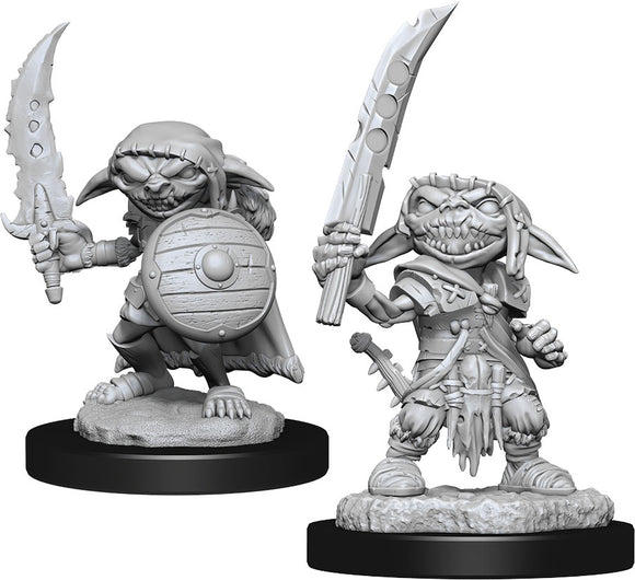 Pathfinder: Deep Cuts - Goblin Fighter  Male