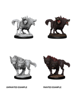 D&D: Nolzur's Marvelous Miniatures - Death Dog