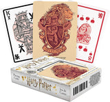 Aquarius Playing Cards: Harry Potter - Gryffindor