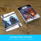Aquarius Playing Cards: Star Wars - The Empire Strikes Back