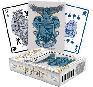 Aquarius Playing Cards: Harry Potter - Ravenclaw