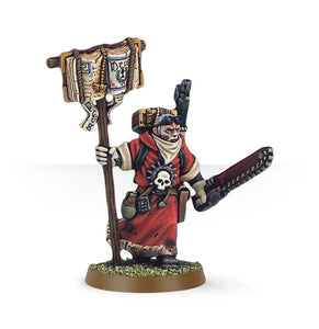 Warhammer 40K: Adepta Sororitas Missionary with Chainsword