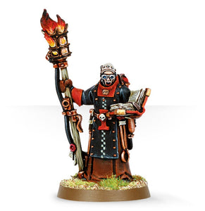 Warhammer 40K: Inquisition Warrior Acolyte
