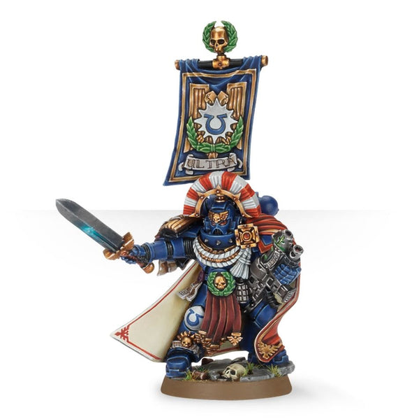 Warhammer 40K:  Space Marine Captain