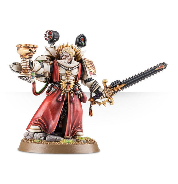 Warhammer 40K: Blood Angels Sanguinary Priest