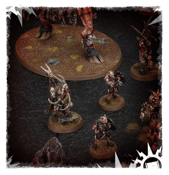 Warhammer: Beasts of Chaos - Great Bray-Shaman