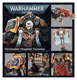 Warhammer 40K: Space Marine Commemorative Series - Terminator Chaplain Tarentus
