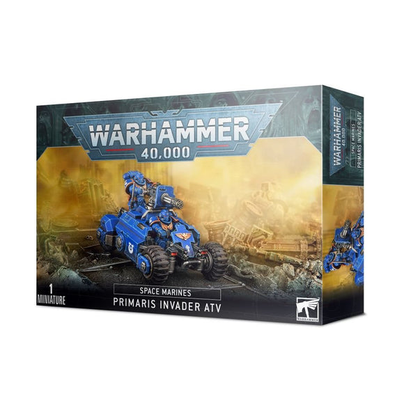 Warhammer 40K:  Space Marine Primaris Invader ATV