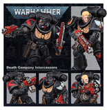 Warhammer 40K: Blood Angels Death Company Intercessors
