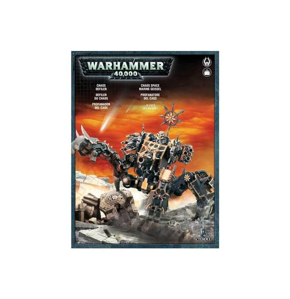 Warhammer 40K: Chaos Space Marines Defiler