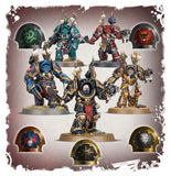 Warhammer 40K: Chaos Space Marines Terminators
