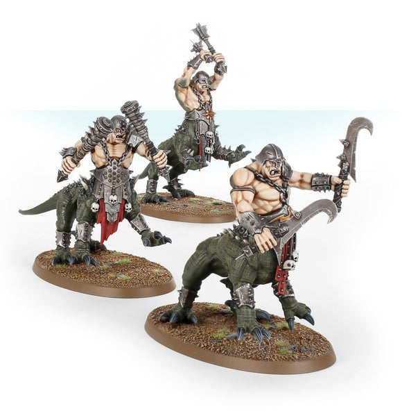 Warhammer: Beasts of Chaos - Dragon Ogres