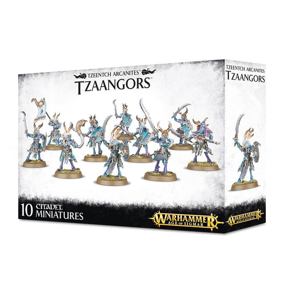 Warhammer: Disciples of Tzeentch - Tzaangors