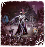 Warhammer 40K: Chaos Daemons Slaanesh Keeper of Secrets