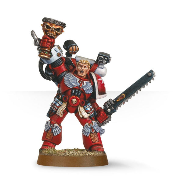 Warhammer 40K: Blood Angels Brother Corbulo