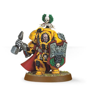Warhammer 40K: Imperial Fists Captain Lysander