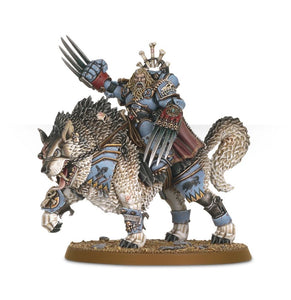 Warhammer 40K: Space Wolves Canis Wolfborn