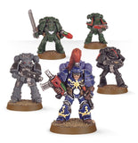 Warhammer 40K: Space Marines - Armour Through the Ages