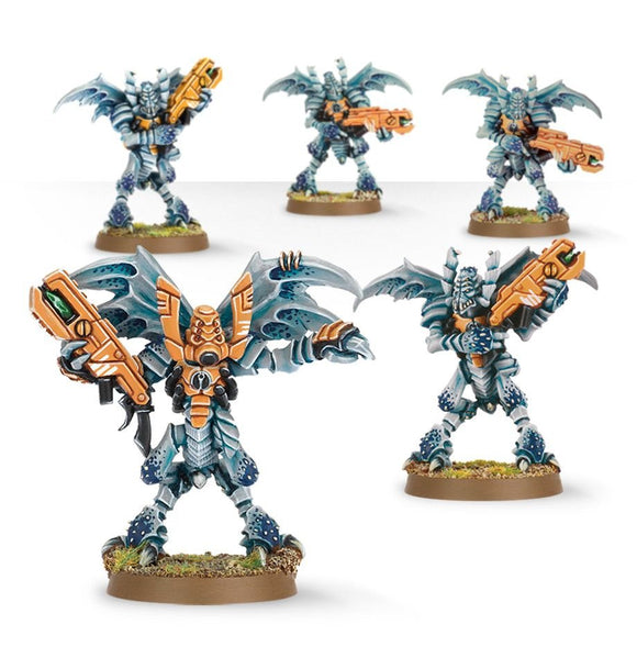 Warhammer 40K: T'au Empire Vespid Stingwings