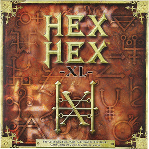 Hex Hex: XL Card Game