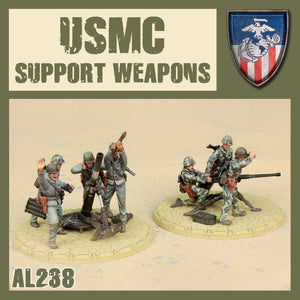 DUST 1947: USMC Support Weapons