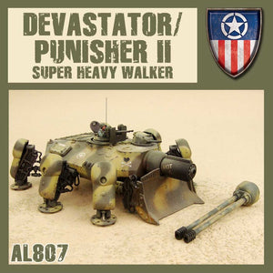 DUST 1947: Devastator/Punisher II