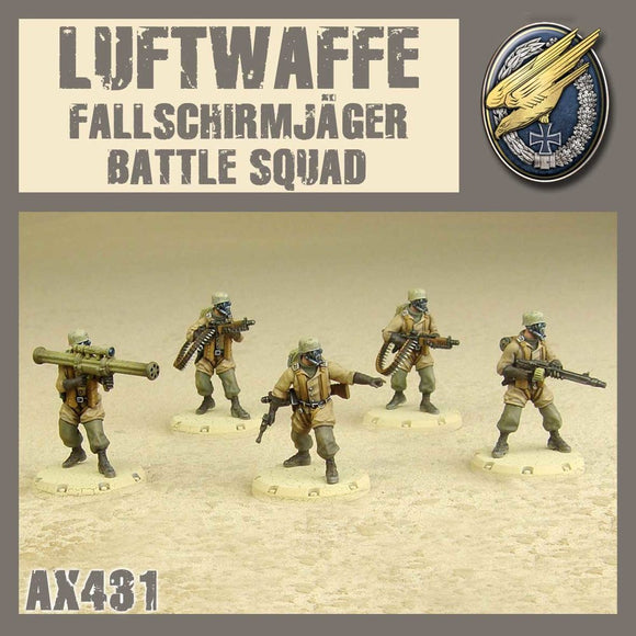 DUST 1947: Fallschirmjäger Battle Squad
