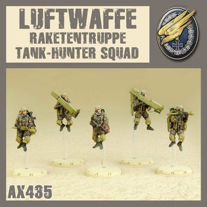 DUST 1947: Raketentruppe Tank Hunter Squad