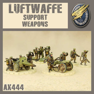 DUST 1947: Luftwaffe Support Weapons