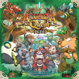 Arcadia Quest: Pets Expansion