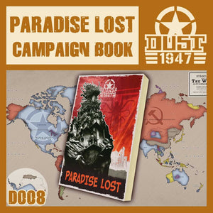DUST 1947: Paradise Lost Campaign Book