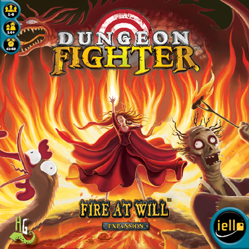Dungeon Fighter: Fire at Will