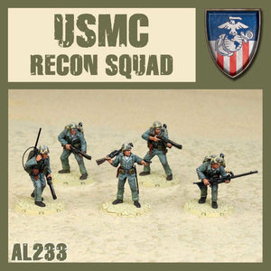 DUST 1947: USMC Recon Squad