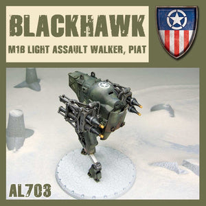 DUST 1947: BlackHawk Light Walker