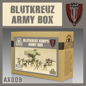 DUST 1947: Blutkreuz Army Box