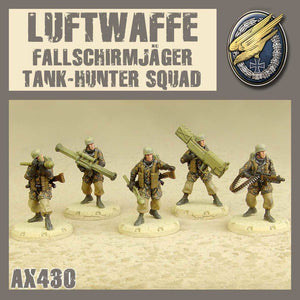 DUST 1947: Fallschirmjäger Tank Hunter Squad