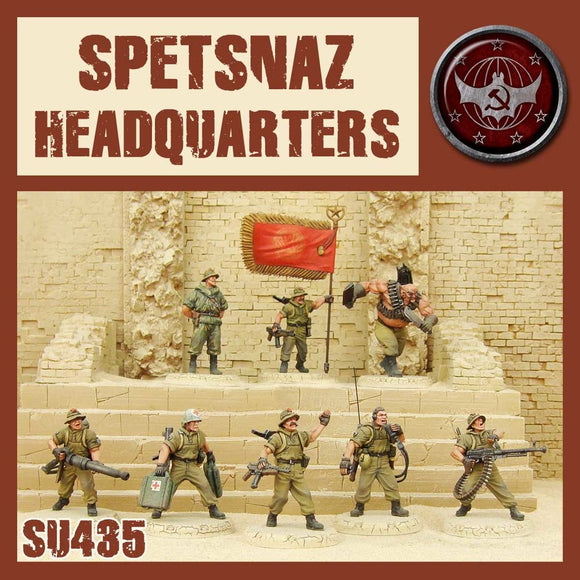 DUST 1947: Spetsnaz HQ